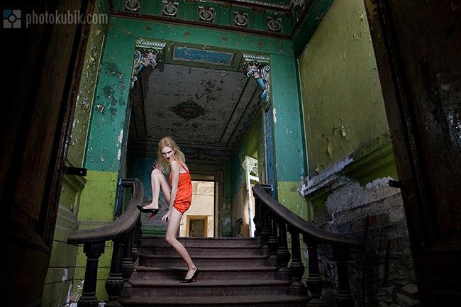 Необычные фотосессии в москве