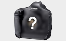 Canon EOS 1 Ds MARK IV - новая камера от Canon?