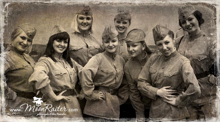 Мужские прически военных лет 1941-1945