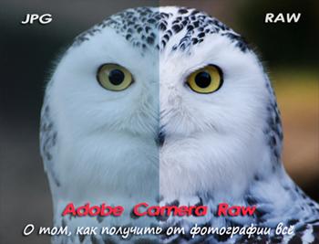 Adobe Camera Raw, или О том, как получить от фотографии всё