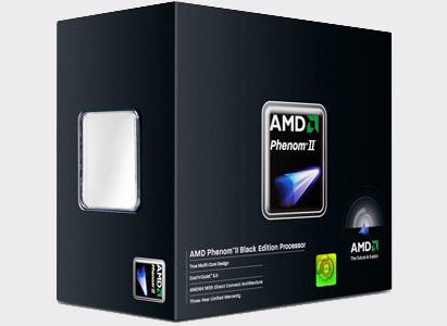 Phenom II X4 965 Black Edition